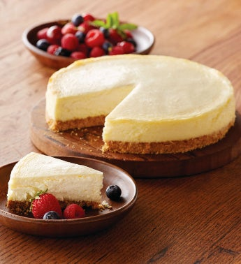 Signature Cheesecake - Two Pounds