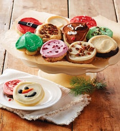 Cheryl's® Frosted Holiday Cookies - 12 Count