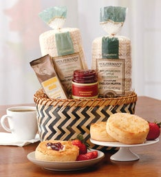 Morning Muffins Gift Basket