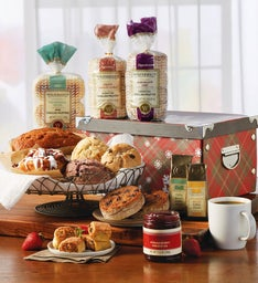 Deluxe Holiday Breakfast Sampler