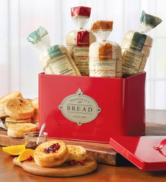 Red Breadbox Gift