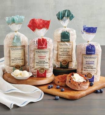 Special diets gluten free diabetic gift baskets wolfermans favorite flavors sampler negle Gallery