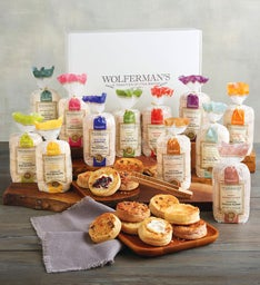 Create-Your-Own Signature English Muffins Gift Box - 12 Packages