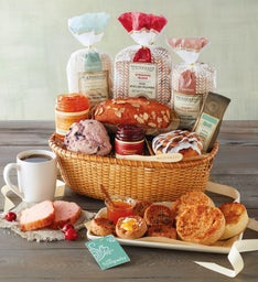 Brunch breakfast gift baskets wolfermans sympathy gift basket snipeimage negle