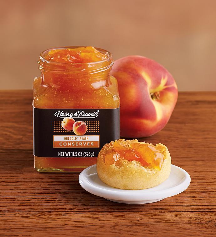 Peach Conserves
