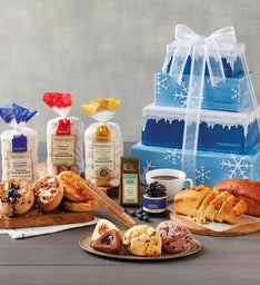 Special diets gluten free diabetic gift baskets wolfermans deluxe wintertime bakery tower negle Choice Image