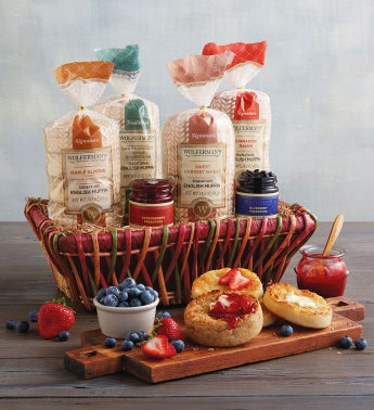Gourmet Morning Gift Basket