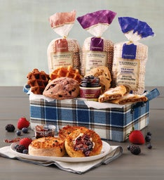 Special diets gluten free diabetic gift baskets wolfermans plaid bakery box negle Choice Image