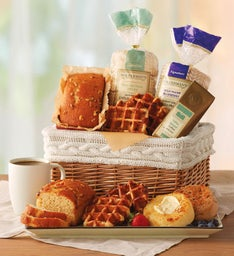 Cozy Morning Basket