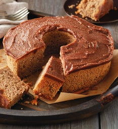 The Royal Touch Cinnamon Sugar Coffee Cake