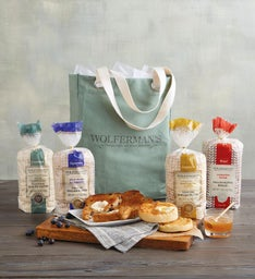 Wolferman's English Muffin Tote