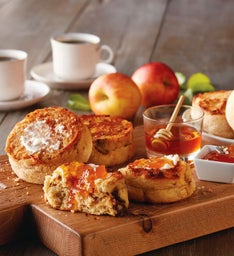 Mix & Match Super-Thick English Muffins - 4 Packages