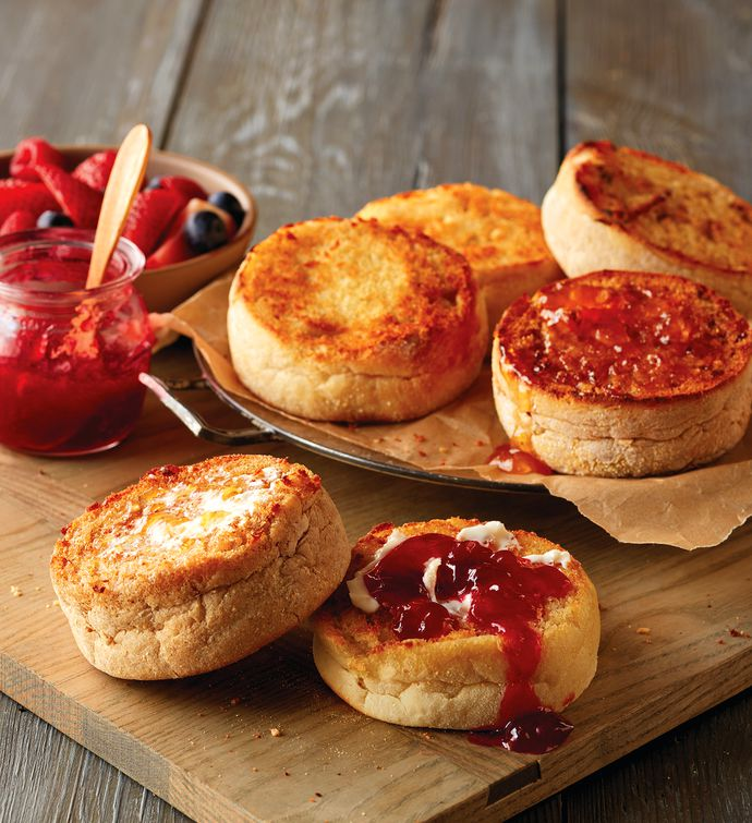 Mix & Match Super-Thick English Muffins - 6 Packages
