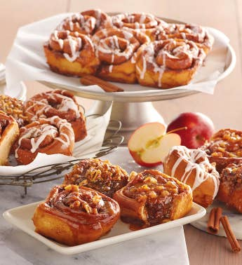 Create-Your-Own Scrumptious Sweet Rolls - 3 Trays