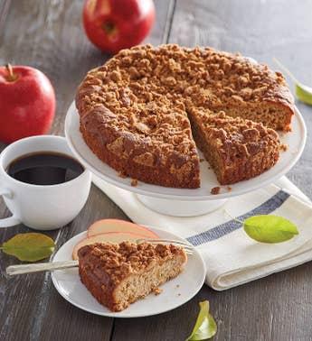 Special diets gluten free diabetic gift baskets wolfermans gluten free apple spice cake snipeimage negle Gallery
