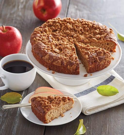 Gluten-Free Apple Spice Cake
