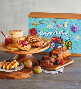 Mix and Match Birthday Bakery Gift - Pick 4