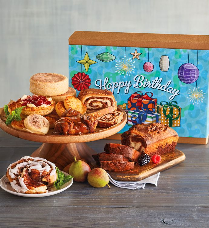 Mix & Match Birthday Bakery Gift - Pick 6