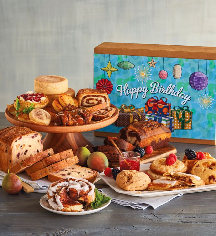 Mix & Match Birthday Bakery Gift - Pick 12