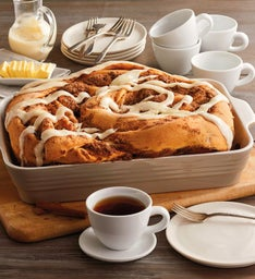 Gigantic Cinnamon Roll