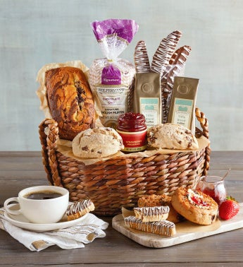 Chocolate Bakery Gift Basket
