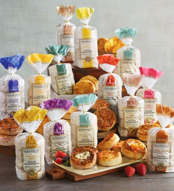 Baker39s Dozen Signature English Muffins