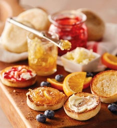 Create-Your-Own Mini English Muffins - Six Packages