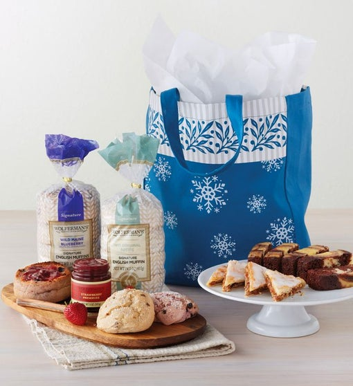Wintertime Tote Gift