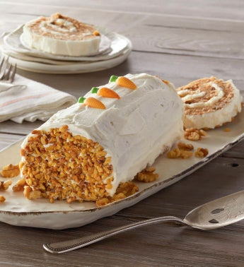 Carrot Cake Roll SnipeImage