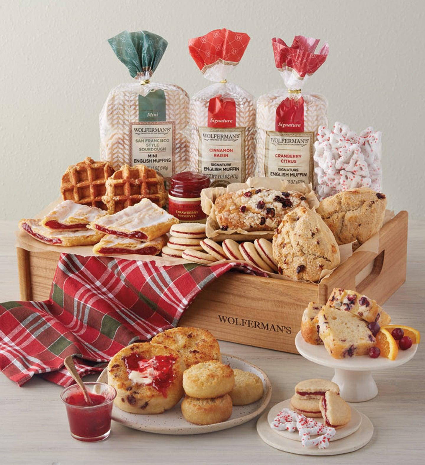 Holiday Bakery Gift Tray
