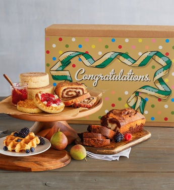 Mix and Match Congratulations Bakery Gift - Pick 4