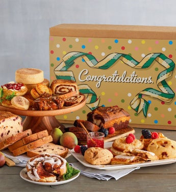 Mix and Match Congratulations Bakery Gift - Pick 12