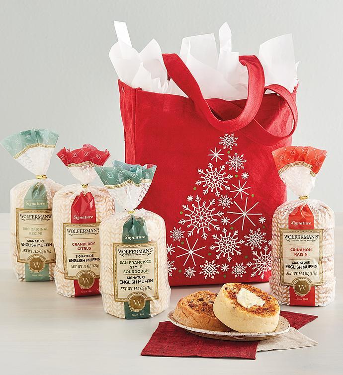 Christmastime Tote Gift