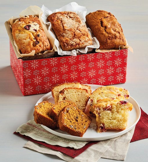 Holiday Loaf Cake Sampler