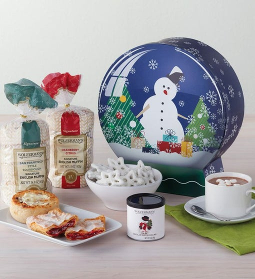 Snow Globe Gift Box