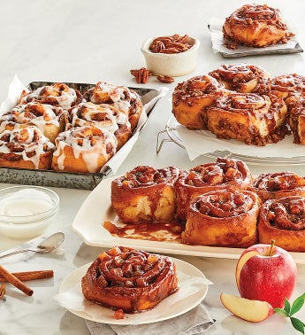 Mix  Match Sweet Rolls - 2 Trays