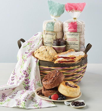 Sweet Bakery Delights Gift Basket