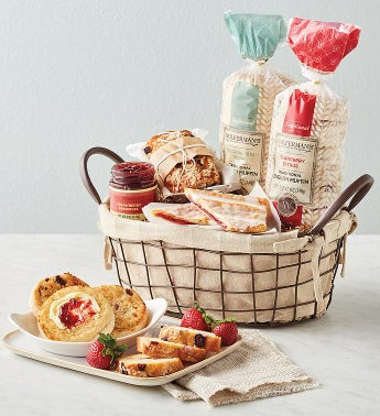 Good Morning Gift Basket