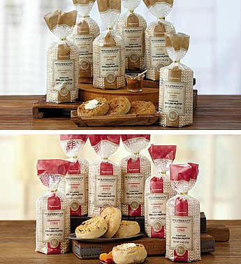 Cranberry Citrus & Multi-Grain Honey Super-Thick English Muffins - 12 Packages