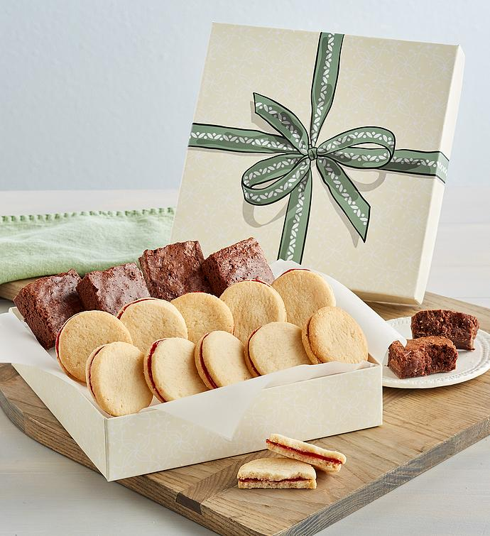 Cookies and Brownies Gift Box