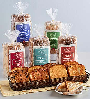 Mix & Match English Muffin Bread - 4 Packages